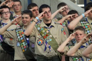 "The ""Boy"" Scouts of America"