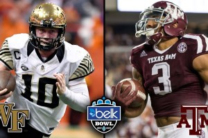 Belk Bowl Preview: Wake Forest v. Texas A&M