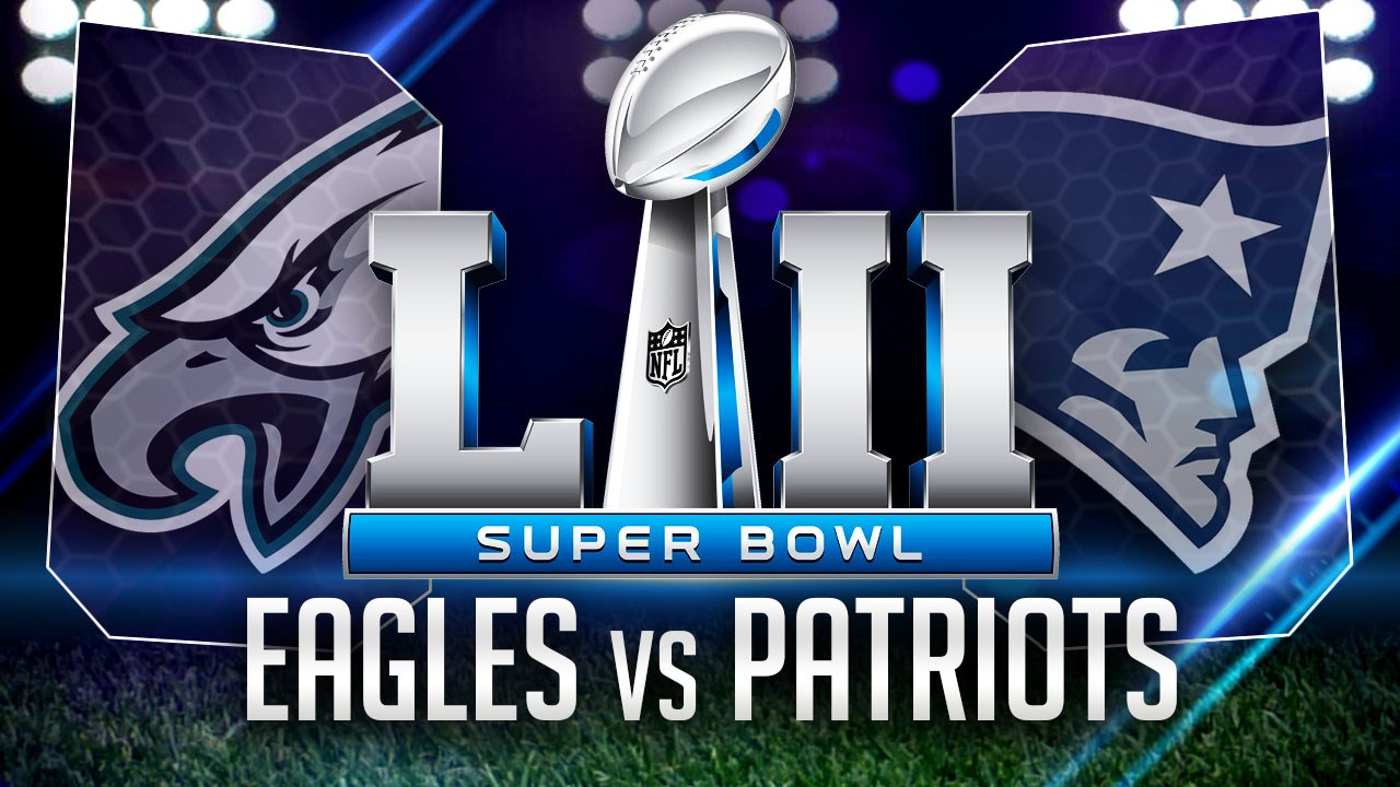 f8111f0a4 Super Bowl LII Preview  Eagles vs. Patriots - Wake Forest Review