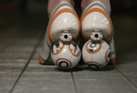 Asai's check No.1472 – BB-8 Heelsがイイ感じ!