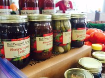 Jams, jellies, & preserves from Ball Berries & Produce