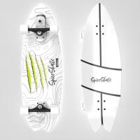 Wakemusters Spiceskate Surfskate Cayenne II