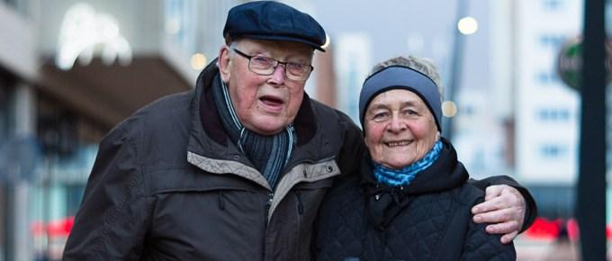 Fokje en Geert in het portret van Drachten door fotograaf Jeffrey Wakanno
