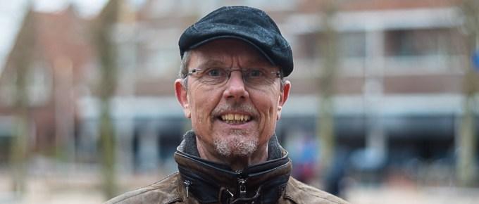 Pieter van der Wal in het portret van Drachten door fotograaf Jeffrey Wakanno