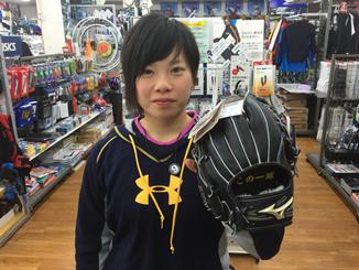 実業団ソフトボール選手