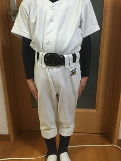 """""""2「野球が上手そう」に見えるユニホームの着こなし<br"""