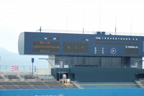 第98回全国高等学校野球選手権愛媛県大会開会式