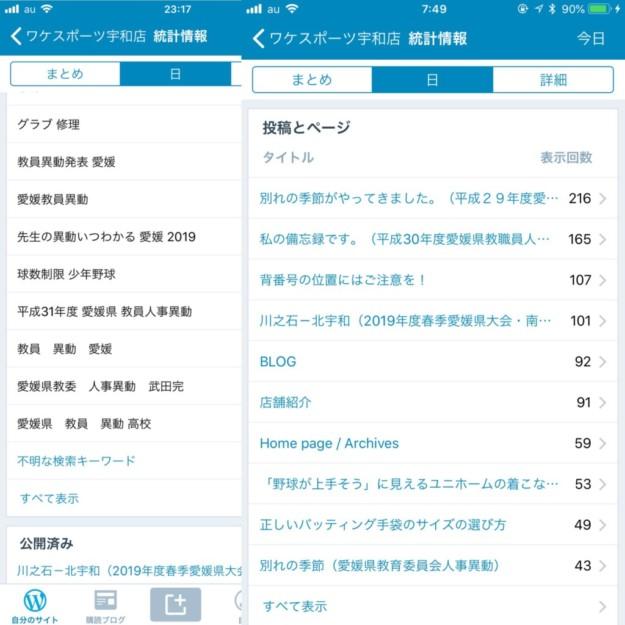 私の備忘録です。平成31年度愛媛県教職員人事異動(抜粋)