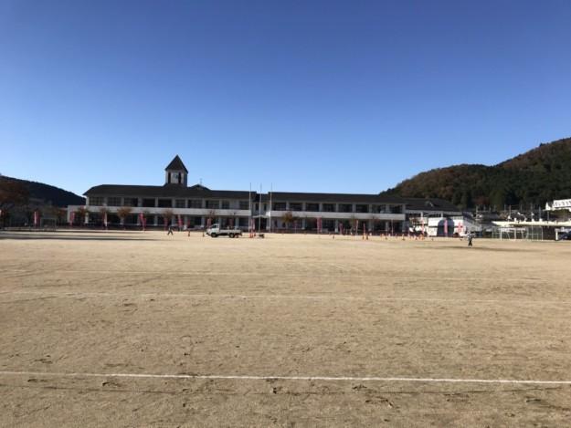 令和元年度宇和町小学校「おやじ作業隊」に参加してきました!
