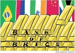 "Meet the BRICS' ""New Development Bank"""