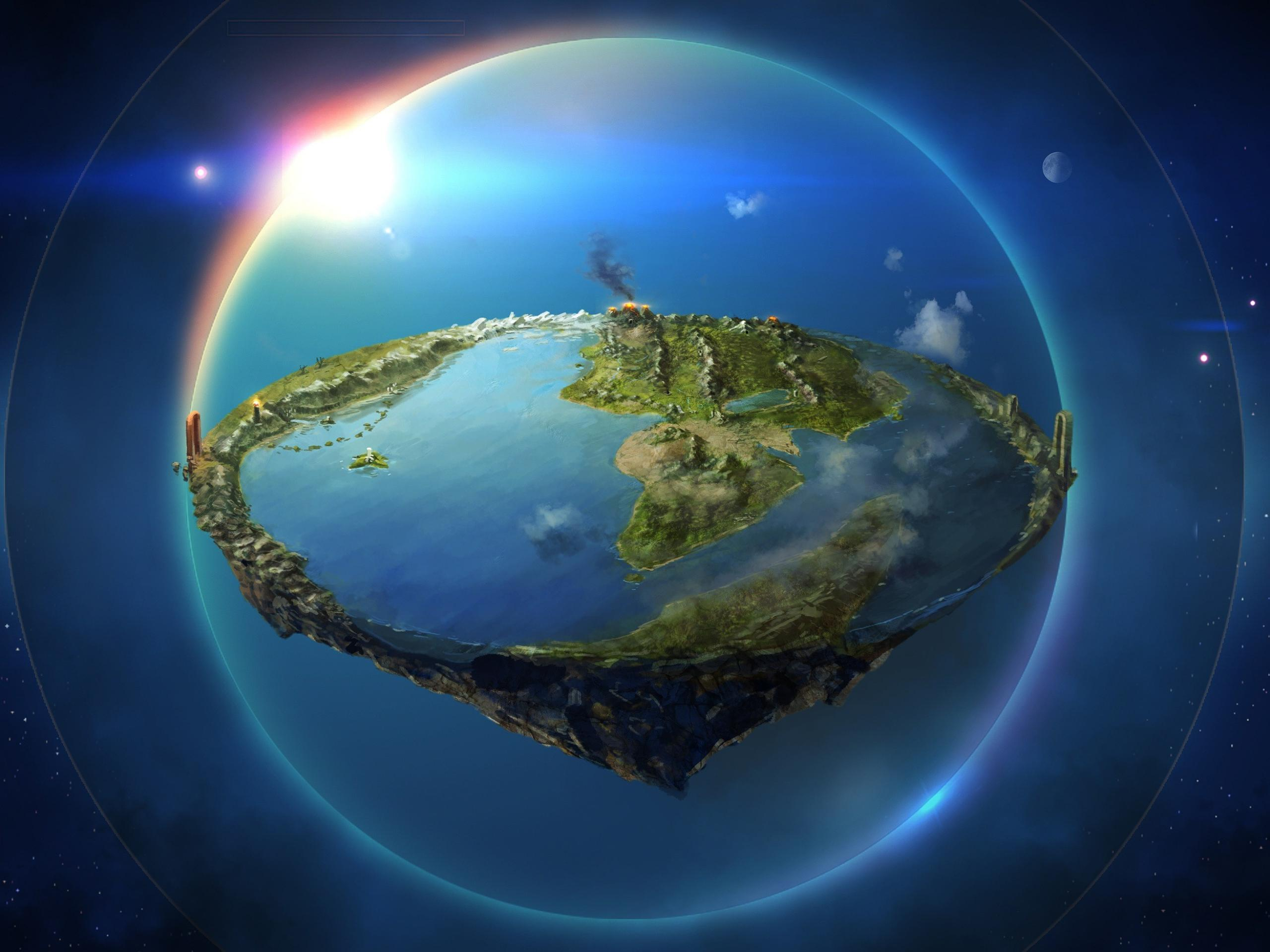 Examining The Recent Rise Of The Flat Earth Movement