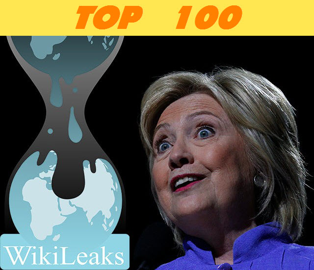 LATEST LEAKS (WikiLeaks) and (Clinton) News You Won't See in Mainstream Media