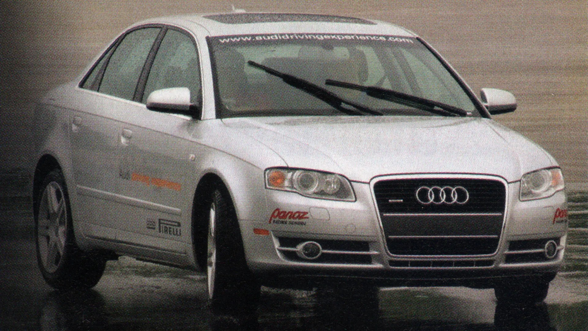 Audi's Driving Experience
