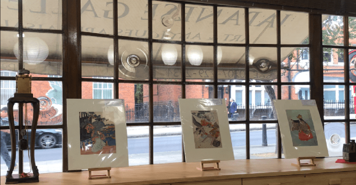 Explore the Artworks in Notting Hill