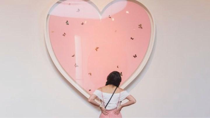 用愛的能量顯化與情人之間的美好