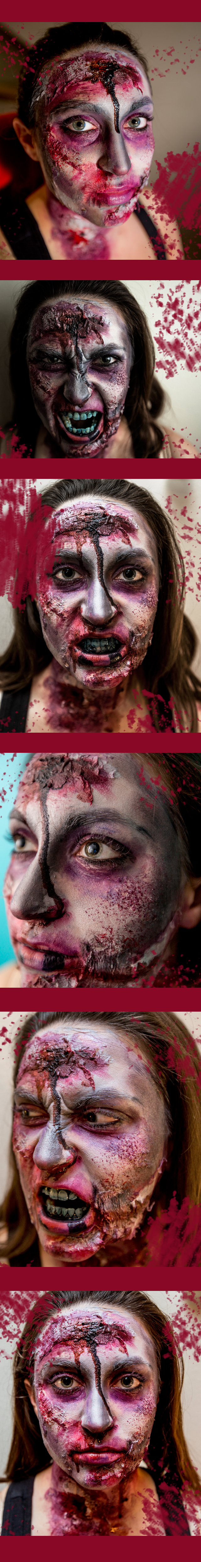 zombie photostrip