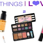 5 Things I Love Now