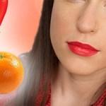 Fun Lipsticks: Vibrant Mandarin