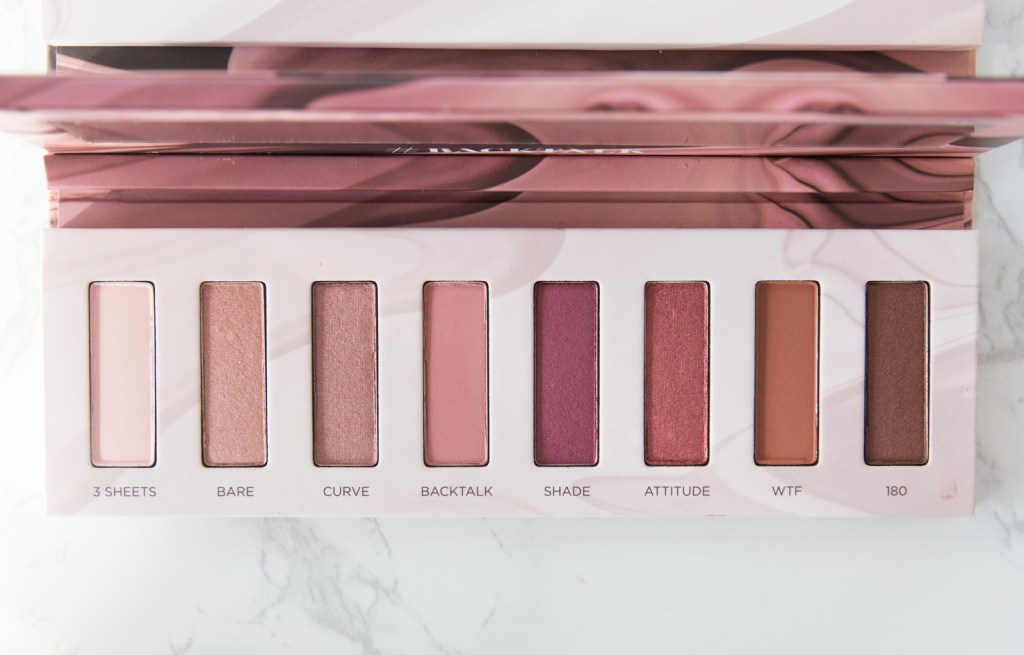 Urban Decay Backtalk Palette Review Wake Up For Makeup