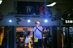 kenjee kennedy fait la promotion du culture hiphop mauricien
