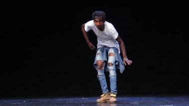 nicky larson danseurs hiphop et dancehall à l'ile maurice