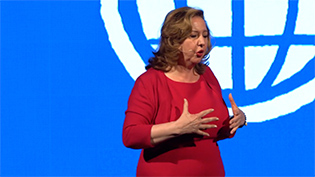 World Domination Summit 2017: Meditation with Agapi