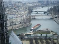 River from Notre-Dame