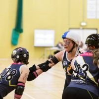Trinity Rollers VS Deathrow