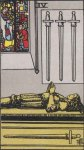 IV of Swords