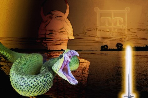 The Serpent and the Sword (Botis)