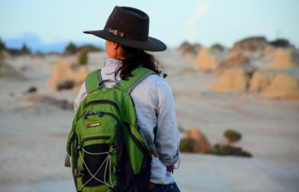 mungo hiker