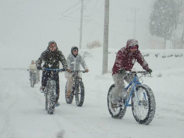 snow ride2014.12.2