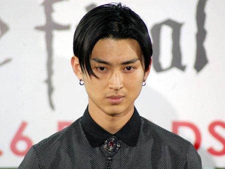 松田翔太の髪型
