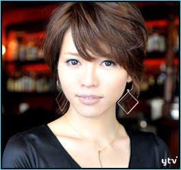釈由美子の髪型
