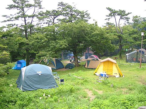 キャンプのマダニ対策
