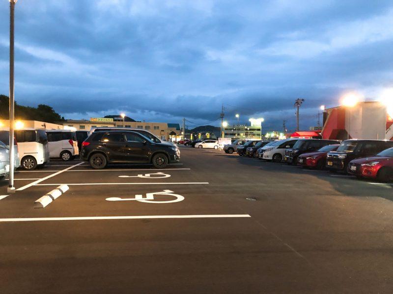 コトリエット 駐車場