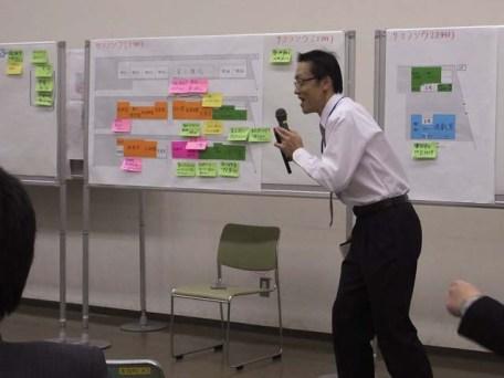 このワークショップと市の他の計画との関係について(野口さん)