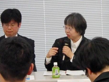 吉川市職員の宗像さんとさいたま市民の福島です