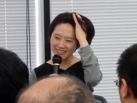 さわやか笑顔の倉斗先生