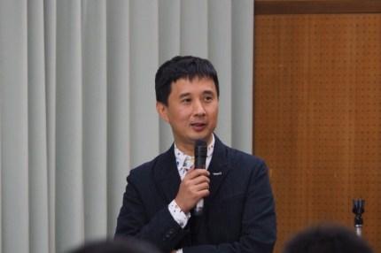 パネリスト・佐藤慎也先生