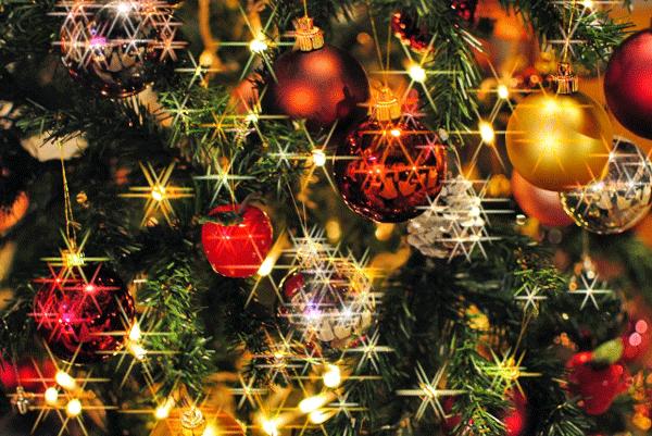 クリスマスのアイテム
