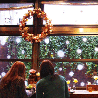 クリスマスのデート