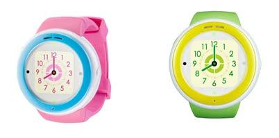 au腕時計型携帯電話