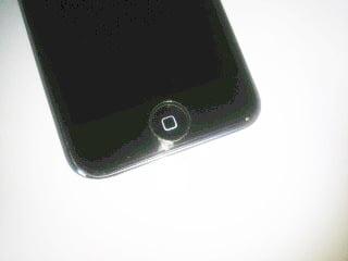 iPhone5の液晶割れ