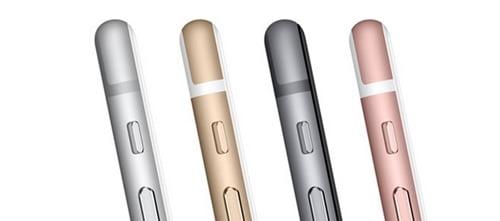 ソフトバンクiPhone 6s Plusカラー