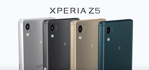 ソフトバンク乗り換え XperiaZ5