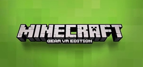 Minecraft Gear VR Editionトップ画像