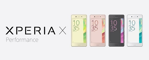 Xperia X Performancetop
