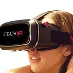 STEALTH VR VR100 スマホ対応ヘッドマウントディスプレイ発売!
