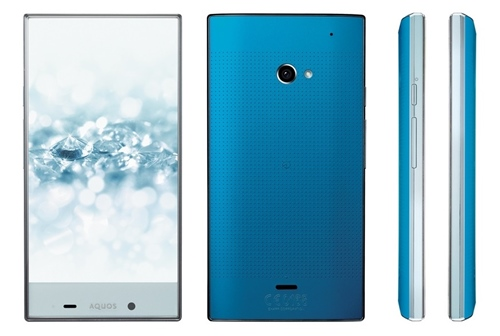 AQUOS CRYSTAL 2 softbank本体